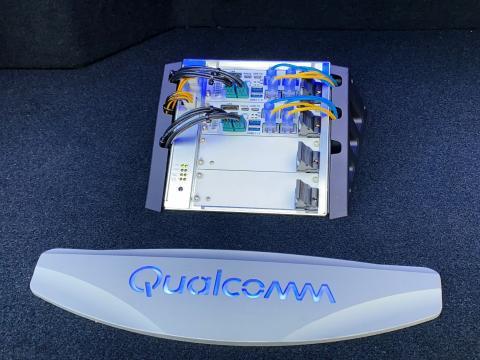 Qualcomm  Snapdragon Ride