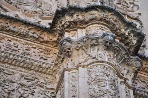 Rana de Salamanca.