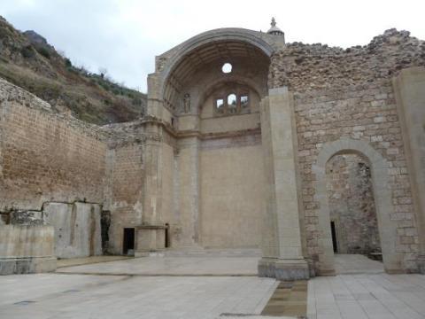 Ruinas de Santa María, Cazorla.