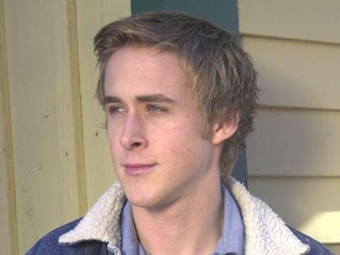 Ryan Gosling en 2001.