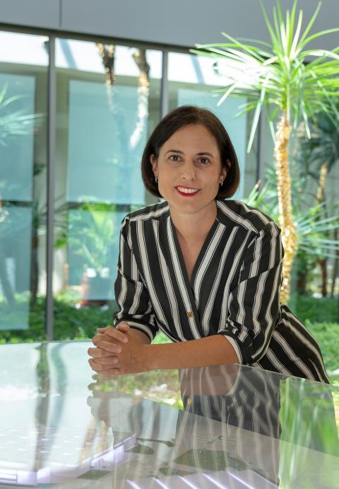 Soledat Berbegal, consejera y directora de reputación de marca de Actiu.
