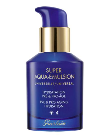 Super Aqua-emulsion, Guerlain.