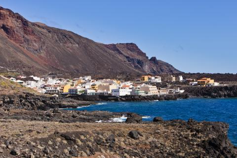 El Tamaduste, Canarias