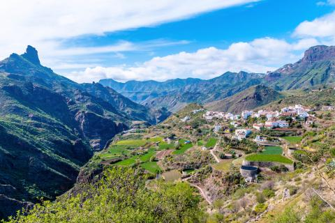 Tejeda, Canarias