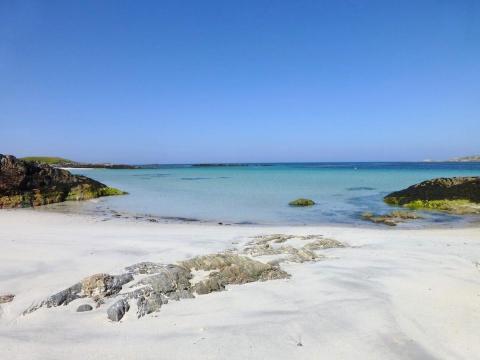 Caolas, Isla de Tiree, Escocia.