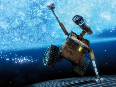 """Qué es lo que no me gusta de """"WALL-E""""?"""