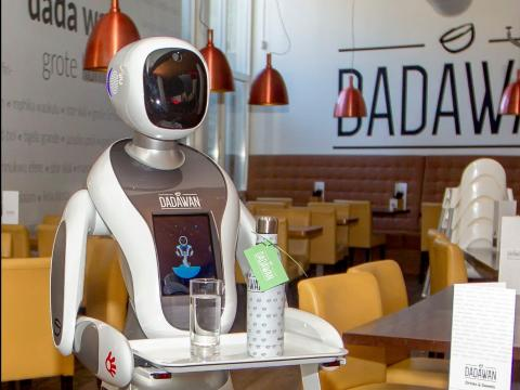 Los robots de Dadawan.
