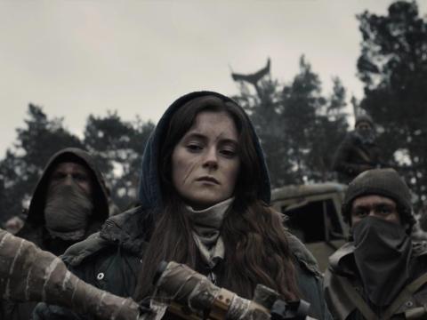 La joven conoció a Jonas cuando viajó al 2052.