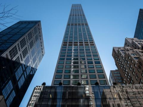 1. Luxury high-rises may fall out of favor