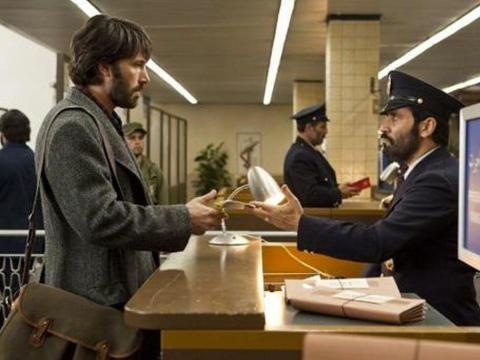 """""""Argo"""" fue estrenada en 2012."""