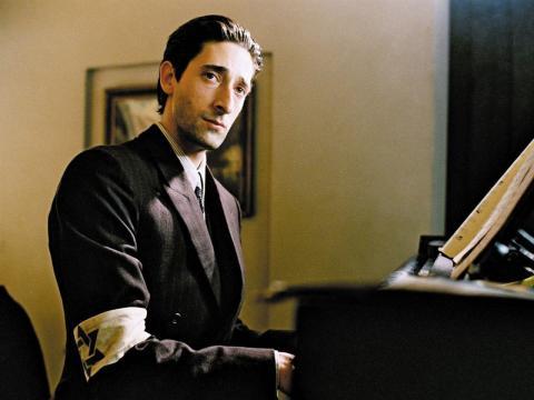 """""""El Pianista"""" fue estrenada en 2002."""