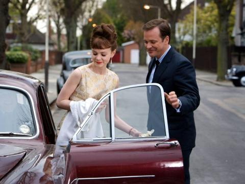 Carey Mulligan y Peter Sarsgaard protagonizan Enseñanza de vida.