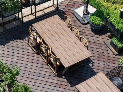 2. A greater focus on outdoor space