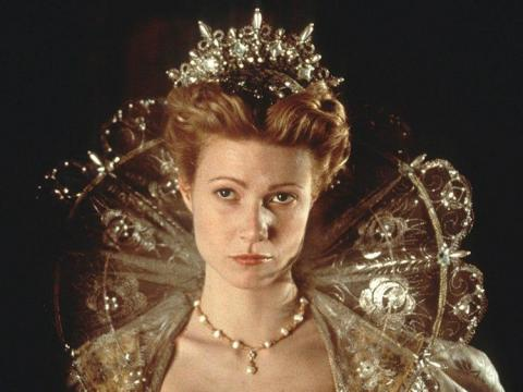 "Gwyneth Paltrow protagoniza ""Shakespeare in Love""."