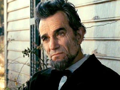 "Steven Spielberg dirigió ""Lincoln""."