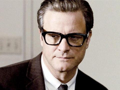"""Colin Firth protagoniza """"Un hombre soltero""""."""