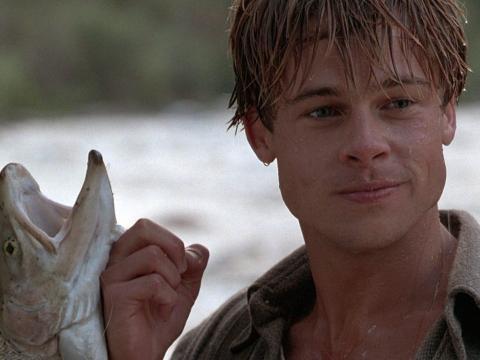 Brad Pitt sale en esta película