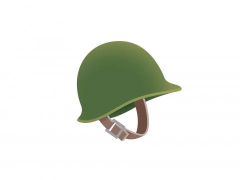 Casco militar.