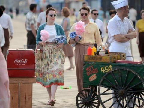 """Brooklyn"" fue dirigida por John Crowley."