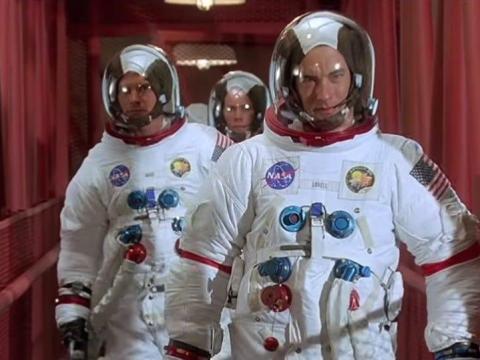 """""""Apolo 13"""" fue estrenada en 1995."""