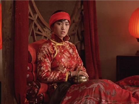 """""""La linterna roja"""" fue dirigida por Zhang Yimou."""