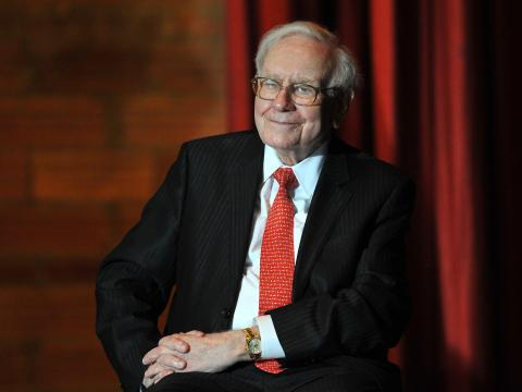 Warren Buffett.