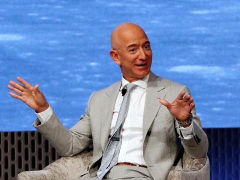 Amazon breaches $3,000 to hit fresh record — and experts say the bull run will continue into the post-pandemic economy