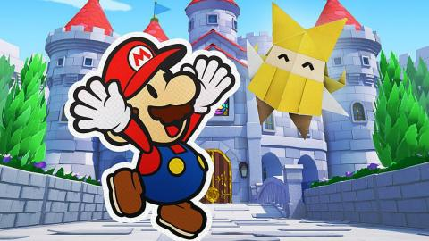 Análisis de Paper Mario The Origami King para Nintendo Switch
