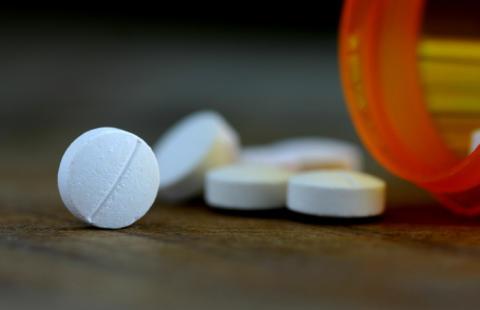 Aspirina.