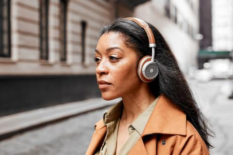 Auriculares Master and Dynamic MW50