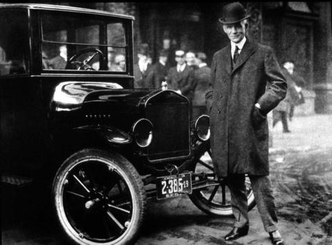 ... del automóvil (Gracias, Henry Ford) y una amplia gama de tecnologías modernas, incluyendo...