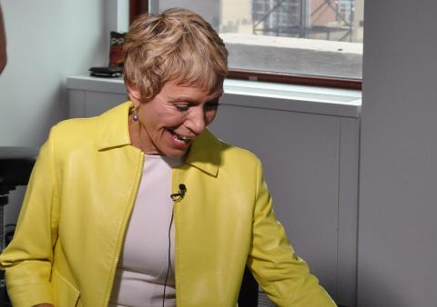 Barbara Corcoran, fundadora de The Corcoran Group.