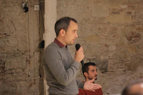 Bernat Farrero, cofundador Factorial RH y uno de los fundadores y director general de Itnig.