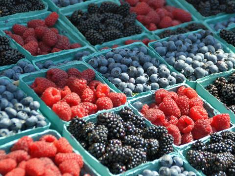 Berries can last longer than you think.