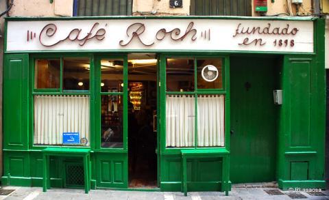 Café Roch (1898), Pamplona.