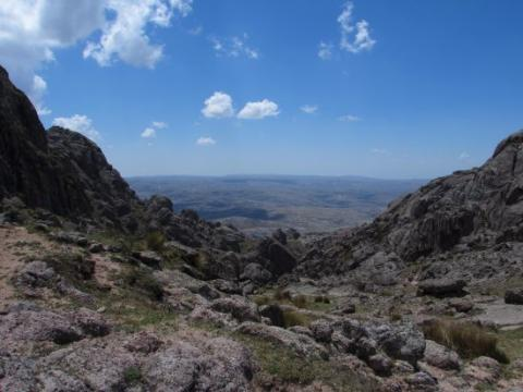Camino de las Altas Cumbres.