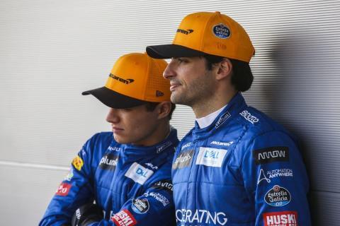 Carlos Sainz Gorra McLaren