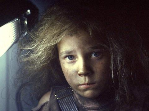 Carrie Henn en 'Aliens: El regreso'
