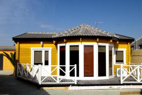 Casa prefabricada Daype