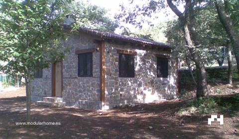 Casa prefabricada Modular Home