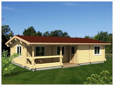 Casa prefabricada Zurione