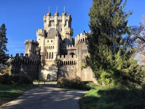 Castillo de Butrón.