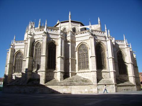 Catedral de Palencia.
