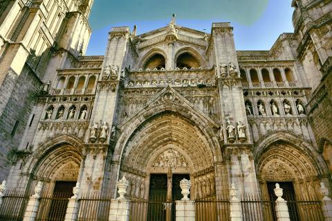 Catedral de Toledo.
