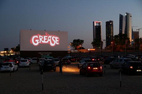 Películas gratis en Madrid