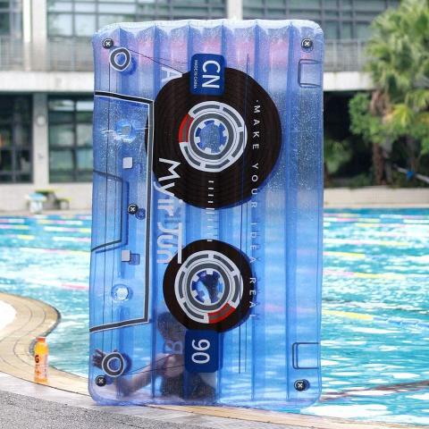 colchoneta cinta de casete