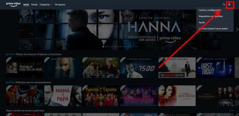 Cómo crear nuevos perfiles de usuario en Prime Video