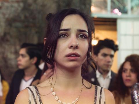 """Ana Valeria Becerril stars in """"Control Z."""""""