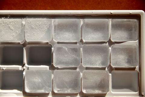 Cubitos de hielo