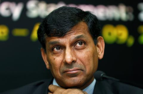 El economista Raghuram Rajan